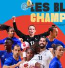 Les équipes de France sont championnes olympiques !
